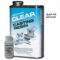CLEAR CASTING RESIN QT
