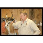 MOUNTING & FINISHING A SPRINGBOK W/ R.J.