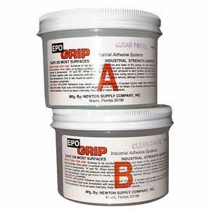 CLEAR PASTE ADHESIVE 32 OZ