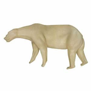 POLAR BEAR LIFESIZE ST WALKING
