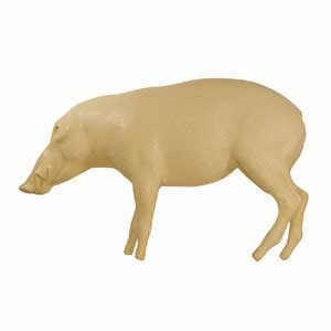 BUSH PIG LIFESIZE ST WALKING