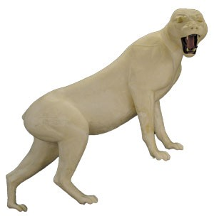 COUGAR LIFESIZE STANDING FRONT HIGH OM W/CUP