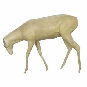 WHITETAIL LIFESIZE ST STANDING AGGRESSIVE