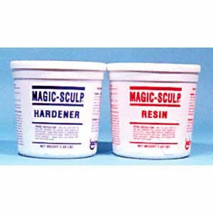 MAGIC SCULP 5 LB KIT 2 PART
