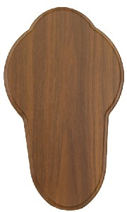 DISCONTINUED WALNUT  EURO PANEL 10 X 16