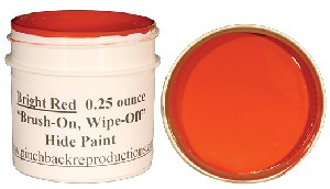1/4 OZ RED ANTLER PAINT