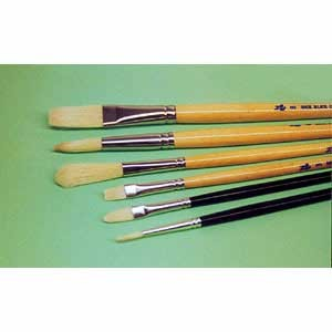 PAINT BRUSH SET 6 PC
