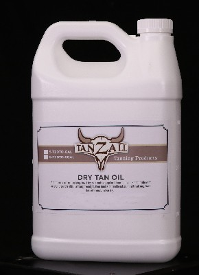 TanZall Tan Oil Gallon