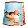 """DUCK LAMPSHADE 14"""""""