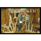 STAINING REPRODUCTION ANTLERS W/ ERICH CARTER